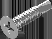 Винт DIN 7504P самосверлящий (TEX)